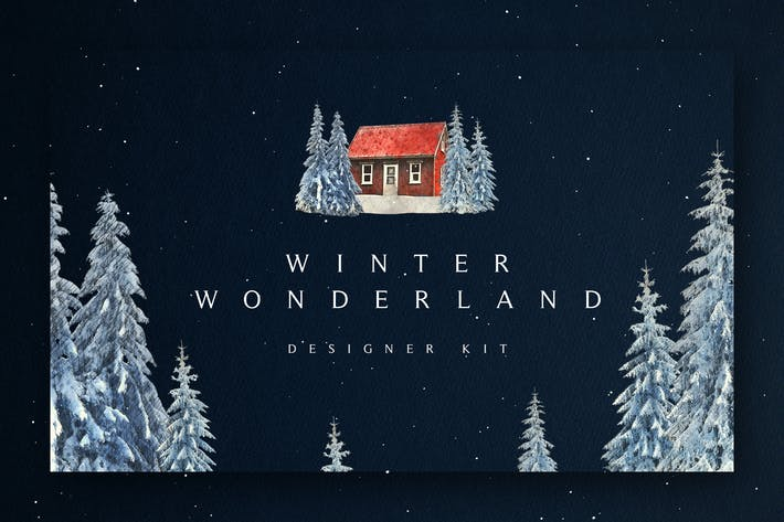 Thumbnail for Winter Wonderland Designer Toolkit