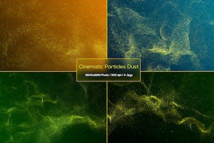 Cinematic Particles Dusts