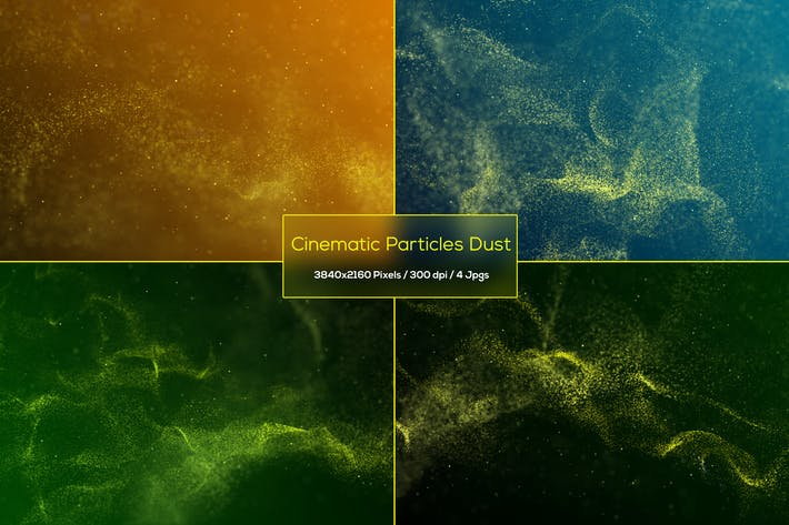 Thumbnail for Cinematic Particles Dusts