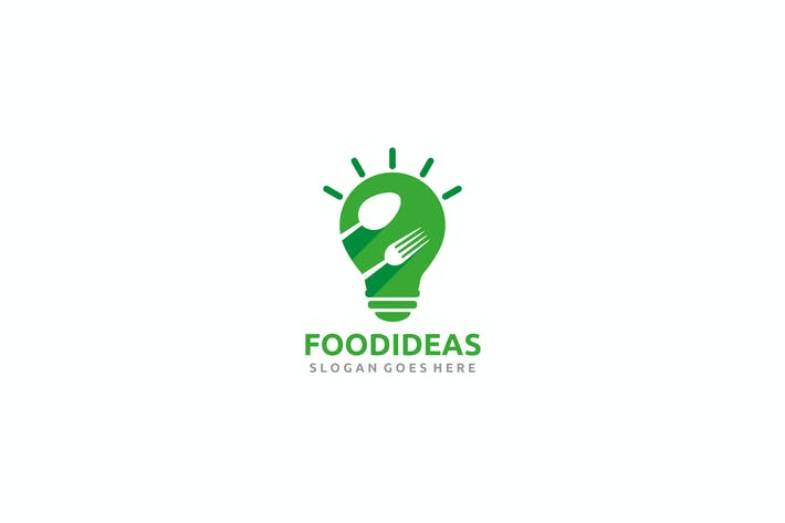 Thumbnail for Food Idea Logo