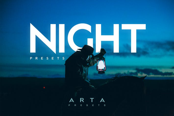 ARTA Night 2 Presets For Mobile and Desktop