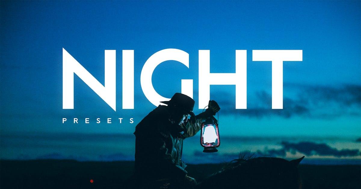 Download ARTA Night 2 Presets For Mobile and Desktop by artapresets