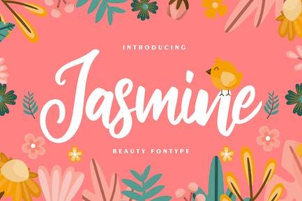 Jazmín | Beauty Fontype