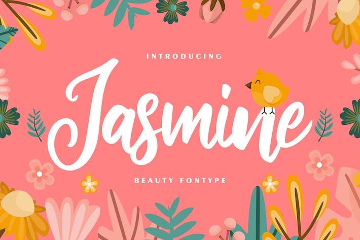 Thumbnail for Jazmín | Beauty Fontype