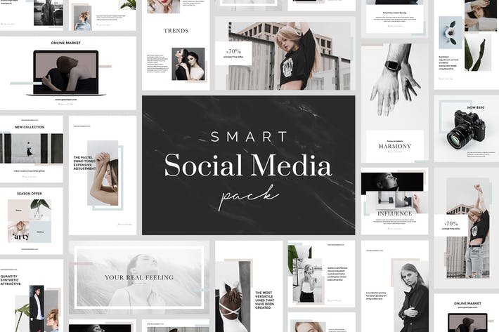 Thumbnail for Smart Social Media Pack