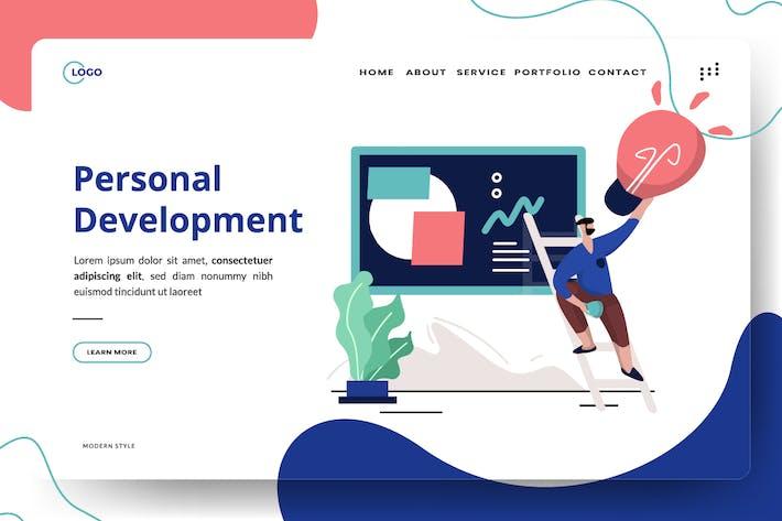 Personal Development Illustration