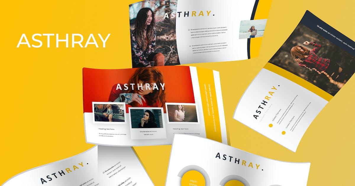Ashtray - Keynote Template by aqrstudio
