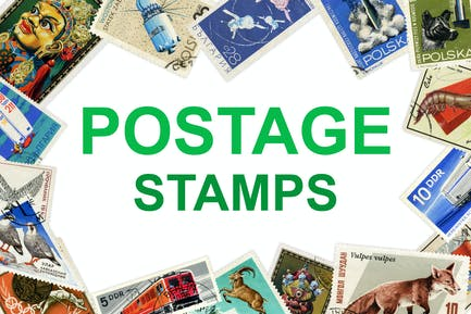 Briefmarken vol.1