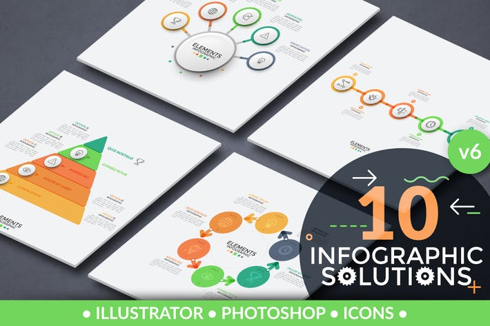 Thumbnail for Infographic Solutions. Part 6
