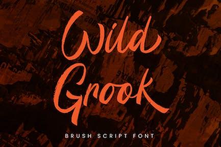 Wild Grook - Fuente de cepillo
