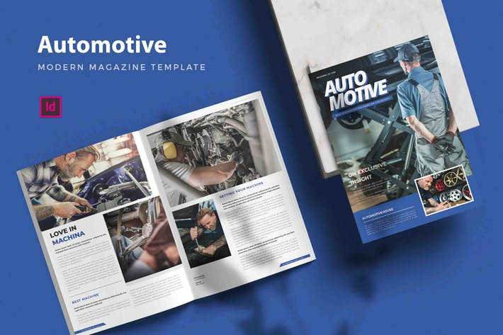 Automotive Magz - Magazine