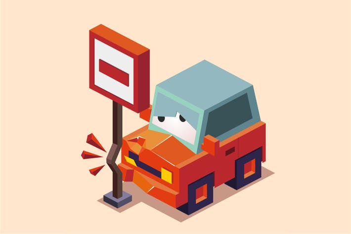 Thumbnail for car accident
