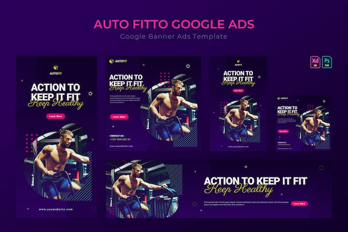 Thumbnail for Auto Fitto | Google Ads