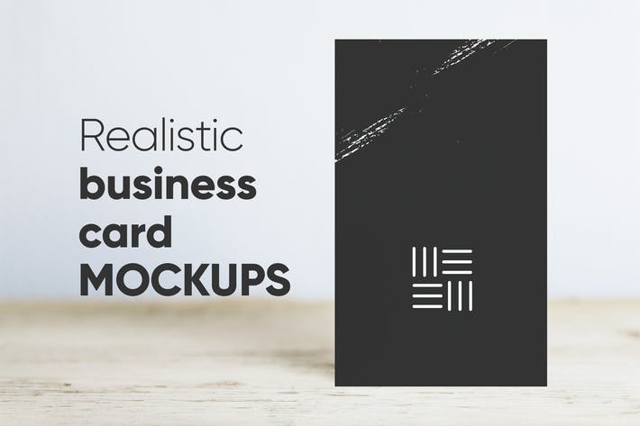 Thumbnail for Wodo Business Card Mockups