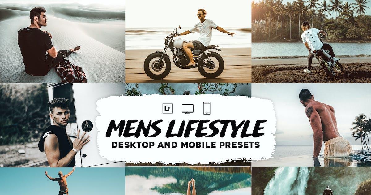 Download Mens Lifestyle Lightroom Presets by Presetsh