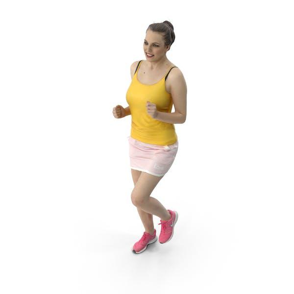 Thumbnail for Woman Running