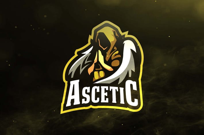 Thumbnail for Ascetic Sport and Esports Logos