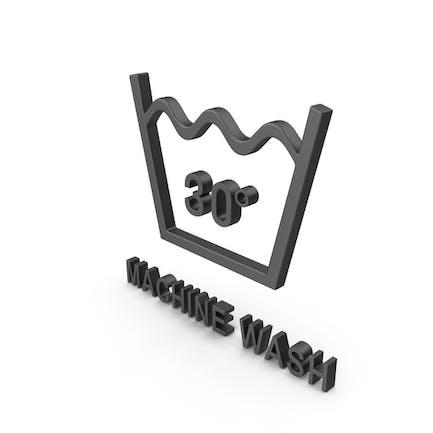 Textile Care Symbol Machine Wash
