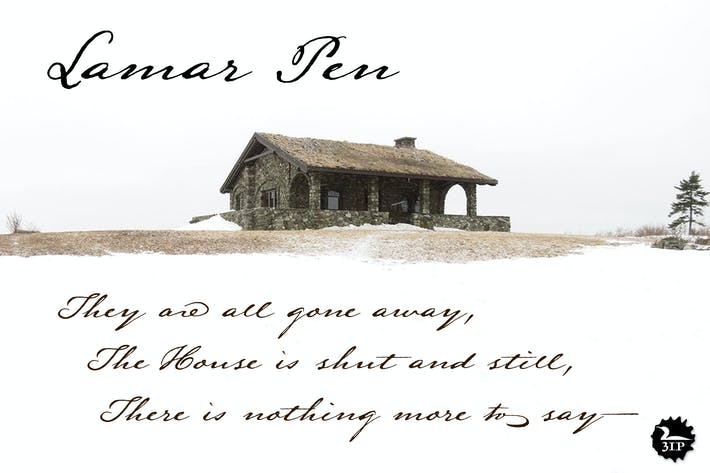 Cover Image For Lamar Pen
