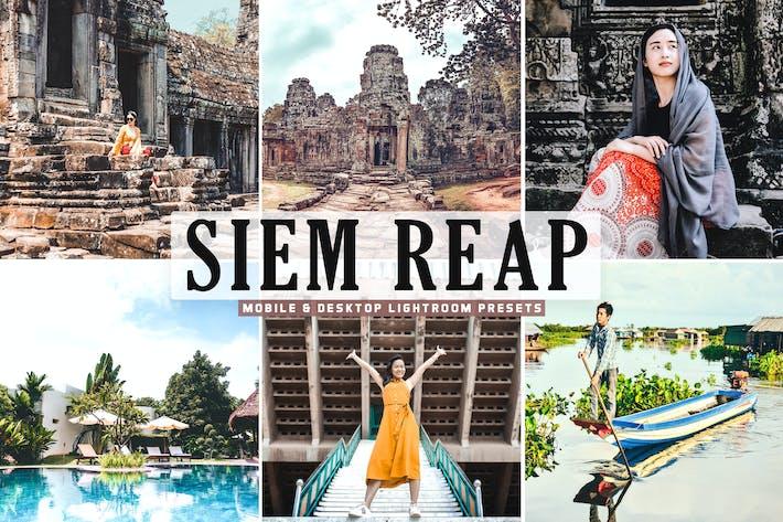 Thumbnail for Siem Reap Mobile & Desktop Lightroom Presets