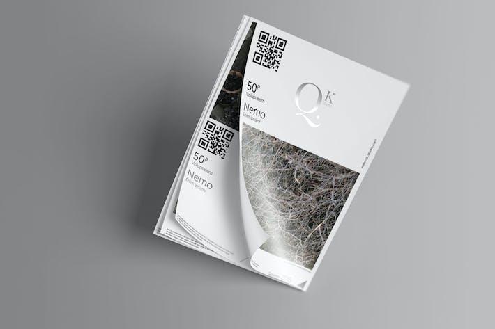 Thumbnail for A4/A5 Poster-Flyer Mockups V4