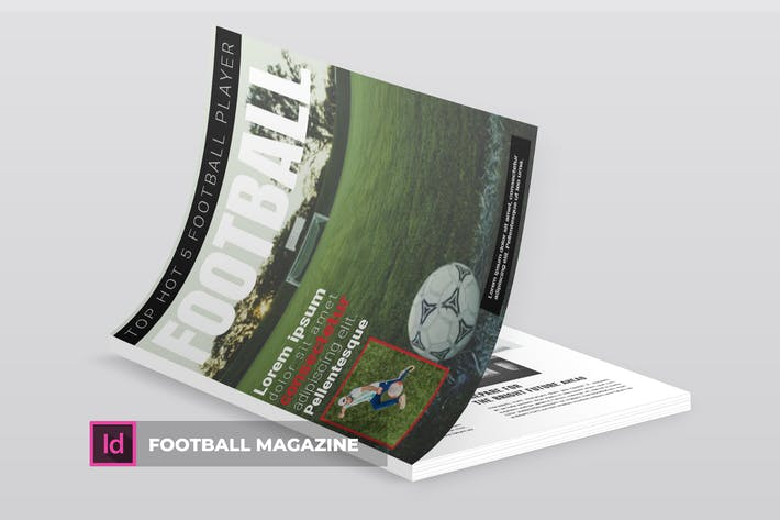 Thumbnail for Football | Magazine