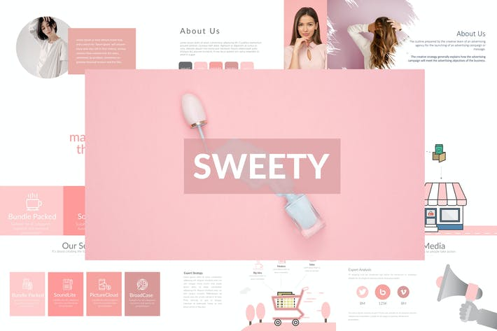 Thumbnail for SWEETY Keynote