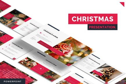 Christmas - Powerpoint Template
