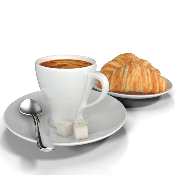 Thumbnail for Coffee and Croissants