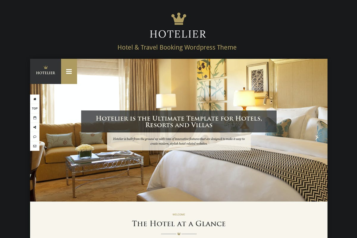 Hotelier - Hotel & Travel Booking WordPress Theme by Theme-Squared ...