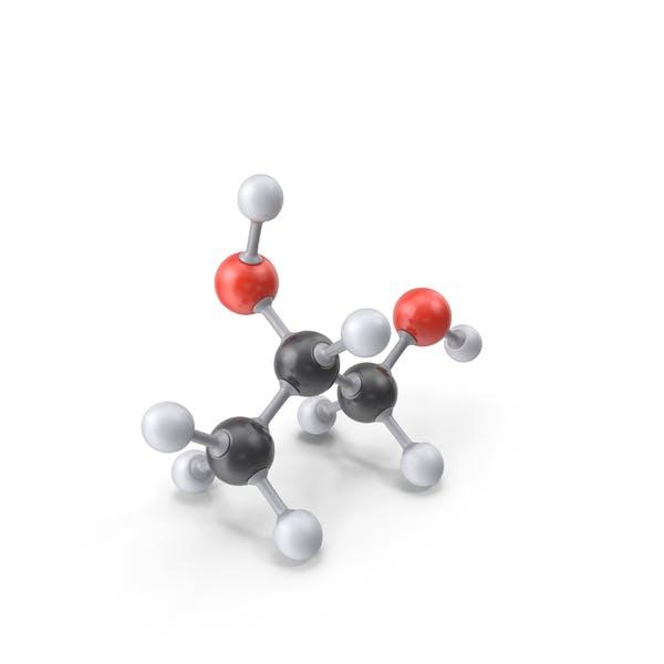 Thumbnail for Propylene Glycol Molecule