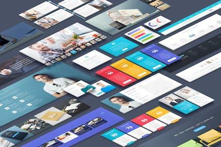 Kits d'interface utilisateur créative