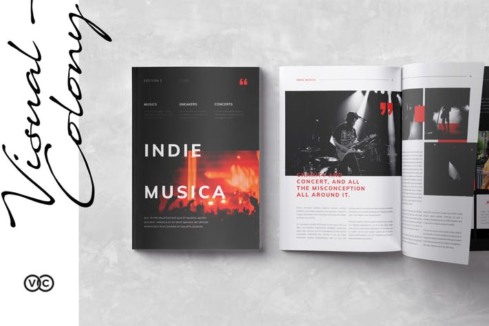 Thumbnail for Musica Magazine