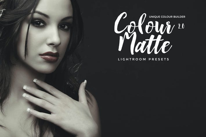 Thumbnail for Colour Matte Lightroom Presets Vol. 2