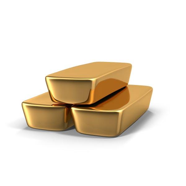 Thumbnail for Three Gold Bars