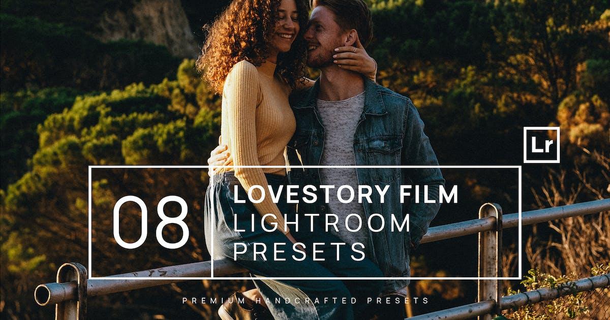 Download 8 Lovestory Film Lightroom Presets + Mobile by zvolia