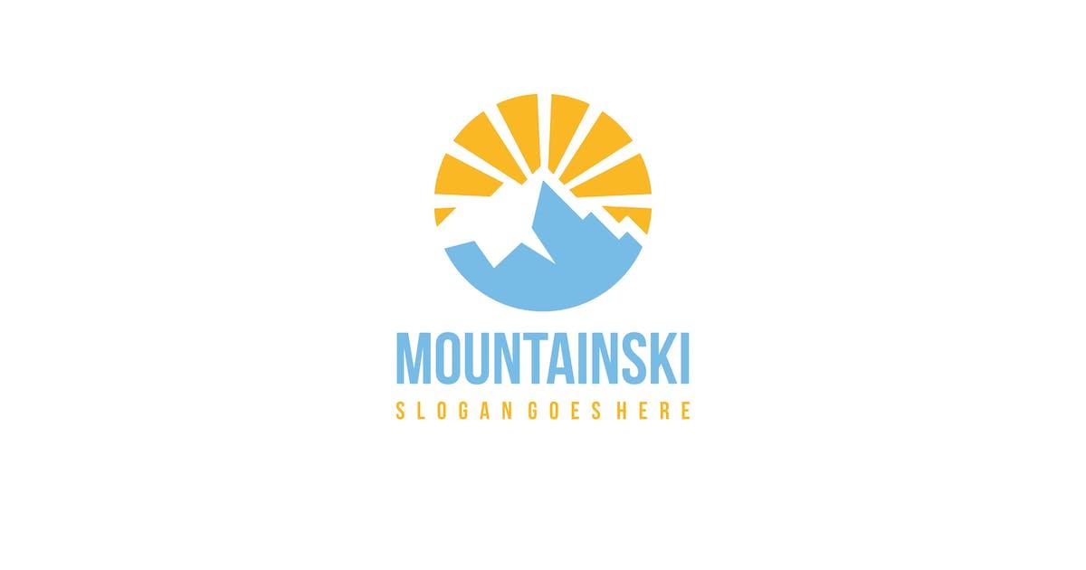 Download Mountain Logo by 3ab2ou
