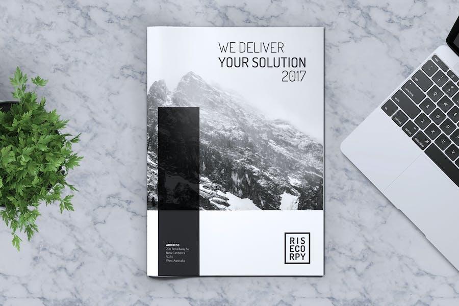 Creative Brochure Template Vol. 32