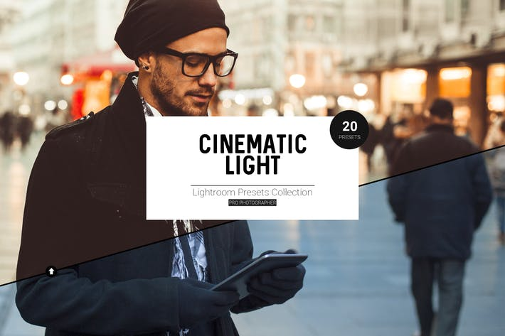 Cinematic LR Presets
