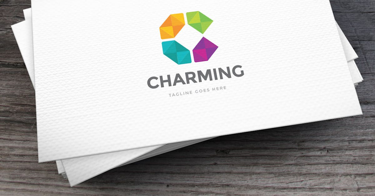 Download Charming Letter C Logo Template by empativo