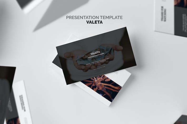 Thumbnail for Valeta: Благотворительность, сбор средств, социальные слайды Google