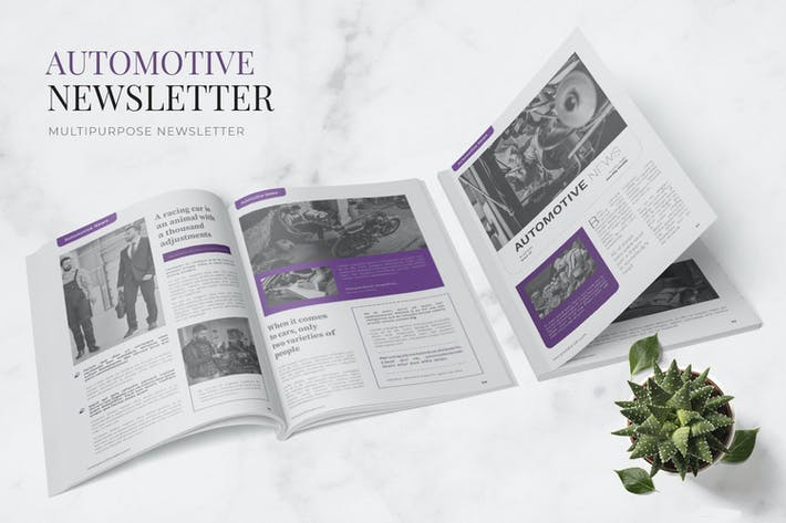 Automotive News Newslettter