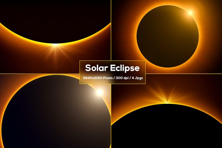 Thumbnail for Solar Eclipse Backgrounds