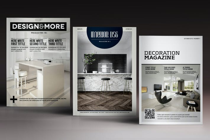 Thumbnail for Multipurpose Magazine 2 Indesign Template