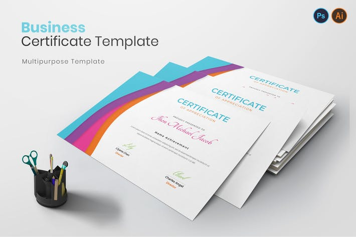 Thumbnail for Business Certificate