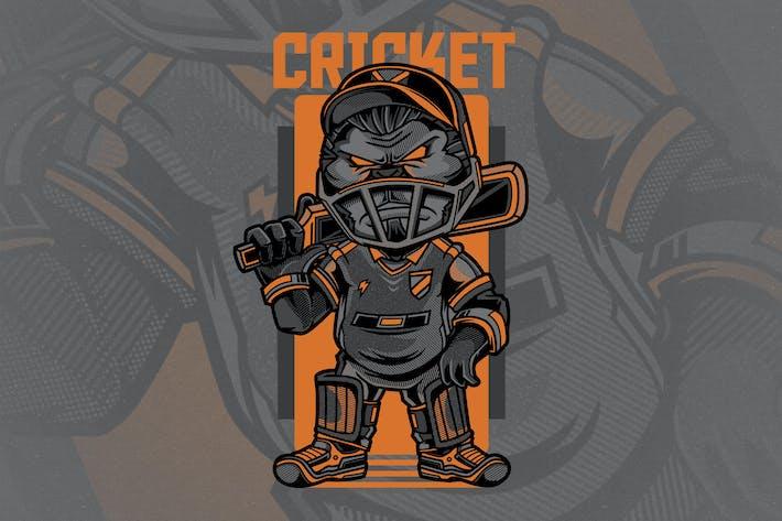 Thumbnail for Deportes de críquet