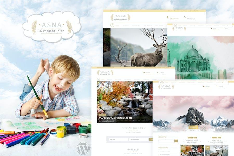 Asna | Creative Blog