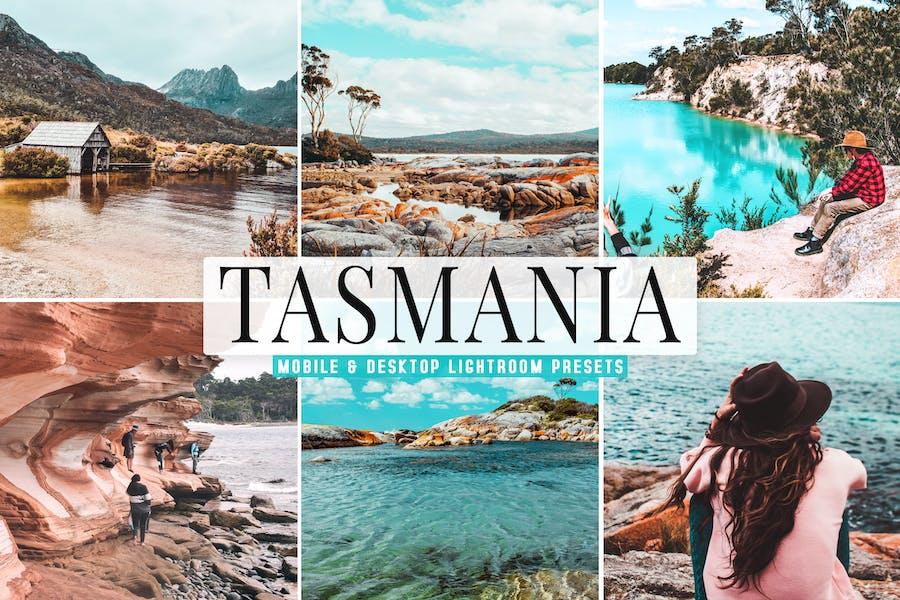 Tasmania Mobile & Desktop Lightroom Presets