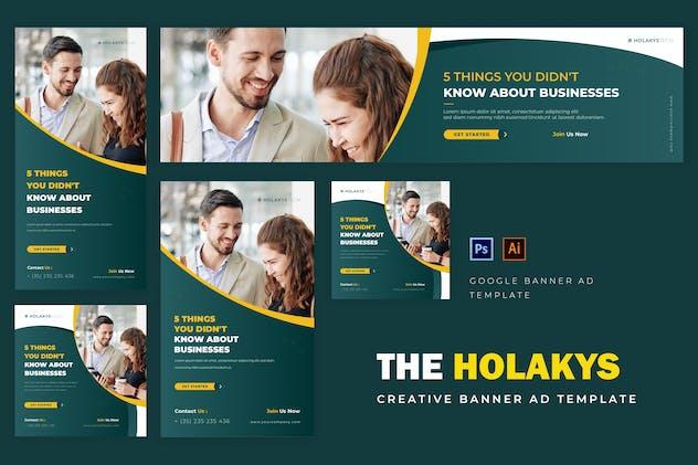 Holakys Tech Google Ads