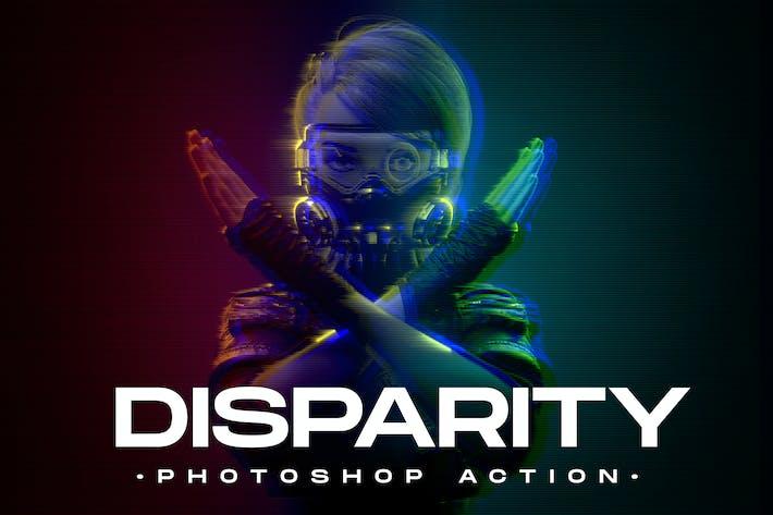 Thumbnail for Действие Photoshop для диспропорций